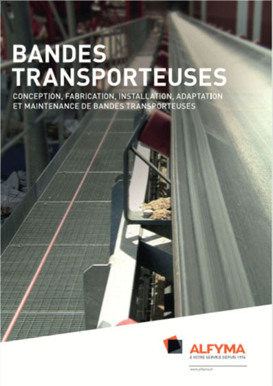 Alfyma Service - BANDES TRANSPORTEUSES